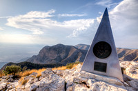 Guadalupe Peak Area