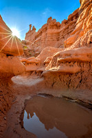 Goblin Valley State Park Reflection